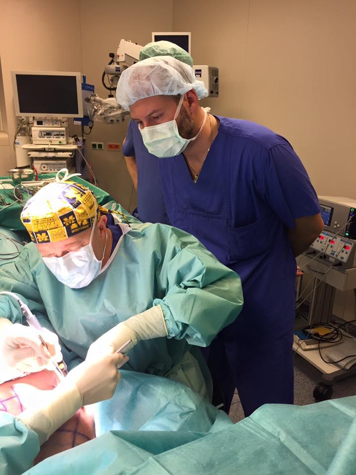 s dr. hammondom jednodnova klinika plasticka chirurgia banska bystrica MUDr Ivan Zikla ambulancia esteticke zakroky