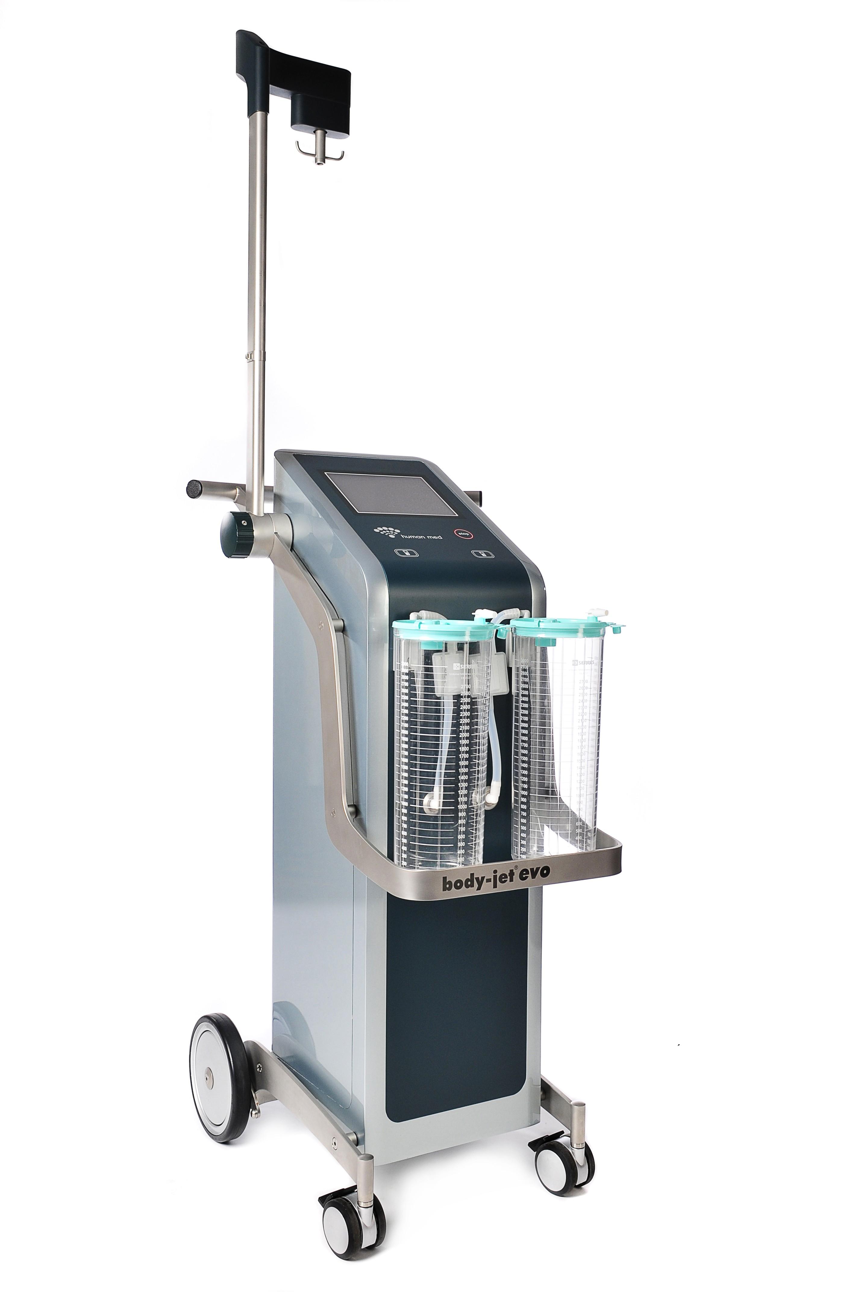 body jet evo liposukcny stroj prenos tuku zmensenie zadku mensie stehna liposukcia brucha